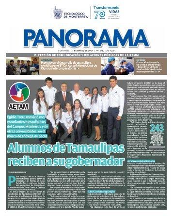 Alumnos de Tamaulipas reciben a su gobernador - Campus ...