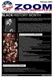 Zoom Issue 1: African American History Month (.pdf) - Poland