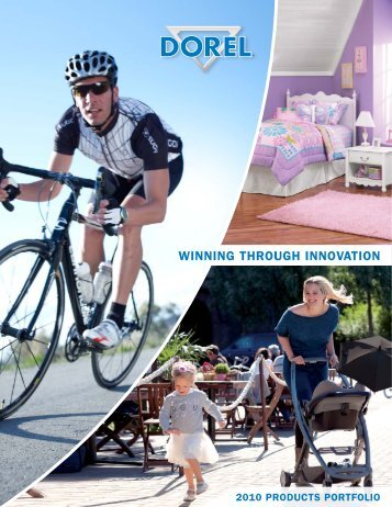 Winning Through innovaTion - Dorel Industries