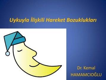 Doç. Dr. Kemal Hamamcıoğlu - tahudegitsel.org