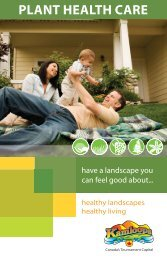 PLANT HEALTH CARE - City of Kamloops