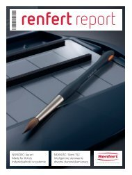 Renfert report 2013 - Marrodent