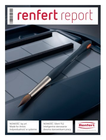 Renfert report 2013 - Marrodent