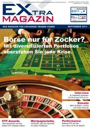 September 2011 - EXtra-Magazin