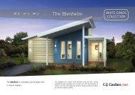 The Blenheim - G.J. Gardner Homes
