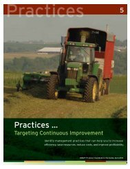 View this section of the handbook. - Innovation Center for US Dairy