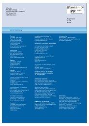 PsykiatriNyt nr. 5, juli 2004 - Dansk Psykiatrisk Selskab