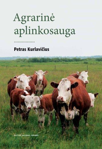 PDF – 1.83 MB (Lietuvių k., 2012) - Baltijos aplinkos forumas Lietuvoje