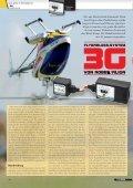3g flybarless-system von robbe/align - Page 2