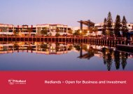 Redlands – Open for Business and Investment - Redland City ...