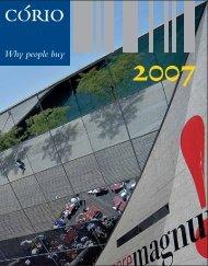 Corio jaarverslag 2007 - Beursgorilla
