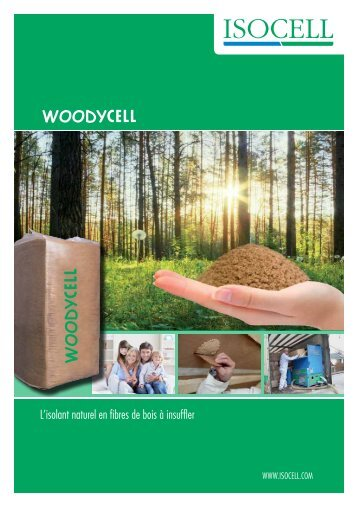 WOODYCELL WOODY CELL - Isocell