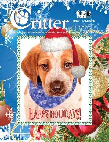 Adopt! Wilson's Grooming - Critter Magazine