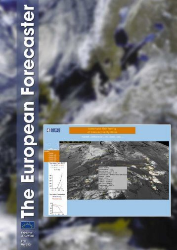 Number 11: The European Forecaster May 2006 (Full version pdf)