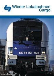 Vectron - Wiener Lokalbahnen Cargo