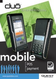 POS payment - Goodson Imports