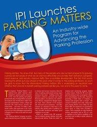 Read more - International Parking Institute