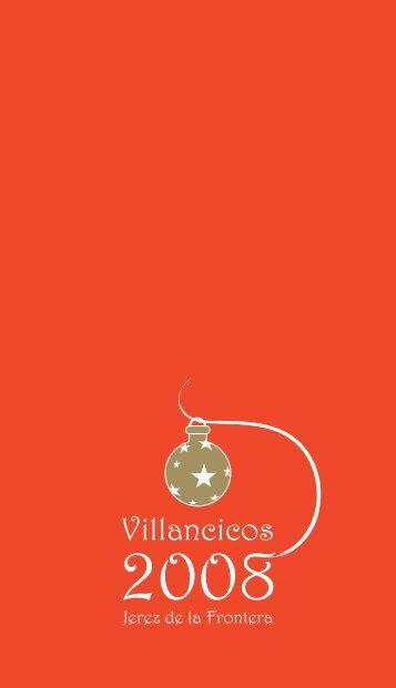 Villancicos - Ayuntamiento de Jerez