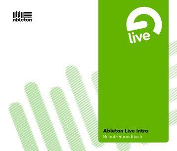 Ableton Live Intro (Deutsch) - Laconic Records