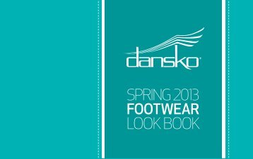 LOOK BOOK - Dansko