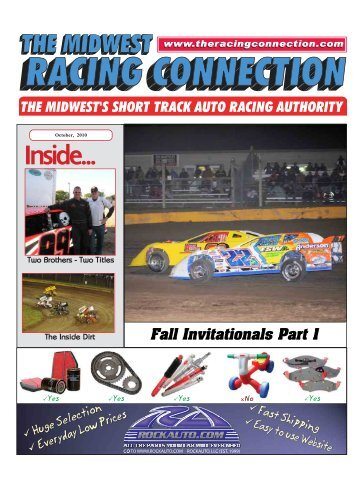 MRC -100110.pmd - The Midwest Racing Connection