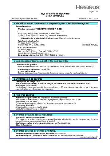 FDS Flexitime ESP - DVD