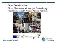 Grøn Butik - Energi PRINCIPS