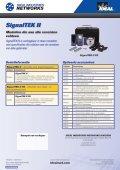 SignalTEK II - IDEAL INDUSTRIES - Page 6