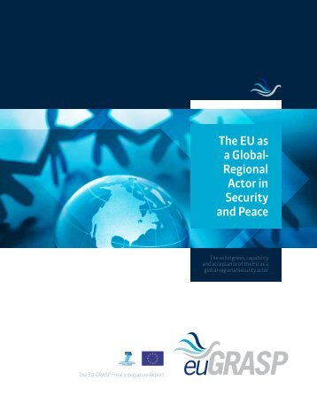 The EU as a Global- Regional Actor in Security and Peace