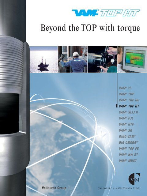 Beyond the TOP with torque - VAM Services