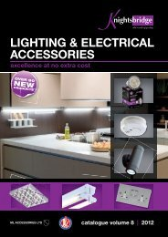 LIGHTING & ELECTRICAL ACCESSORIES - LUCKINSlive