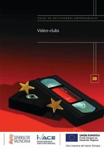 Guía de Video-clubs Página 1 - EmprenemJunts