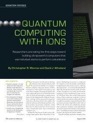 Quantum Computing with Ions (PDF) - University of Virginia