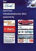 Download Flyer und Anmeldebogen - Schwenninger Wild Wings - Seite 4