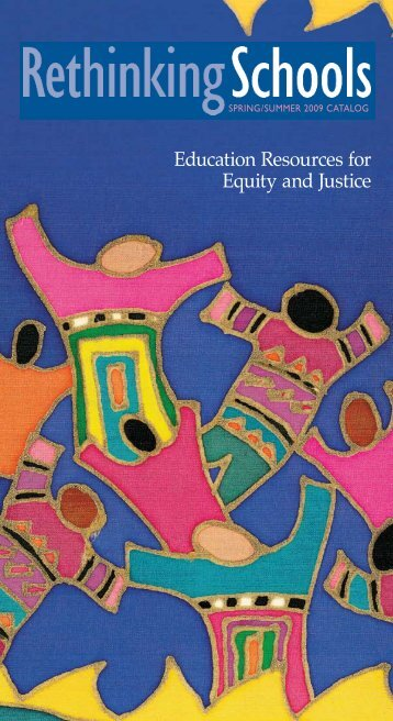 Education Resources for Equity and Justice - Rethinking Schools