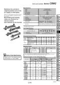 End Lock Cylinder - SMC - Page 5