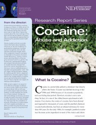 Cocaine - National Institute on Drug Abuse