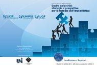 strategie e prospettive per il mercato dell'impiantistica - CNA Cremona