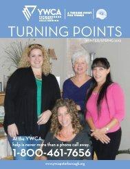 Winter/Spring 2012 - YWCA Peterborough, Victoria & Haliburton