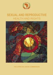 Reproductive Health - African Union