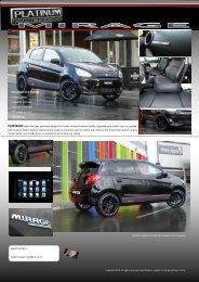 2013 Mitsubishi Mirage - Retro Vehicle Enhancement