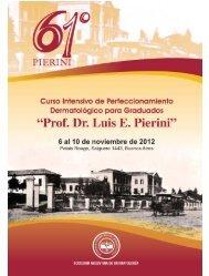 SAD Pierini Programa.qxd - Sociedad Argentina de Dermatología