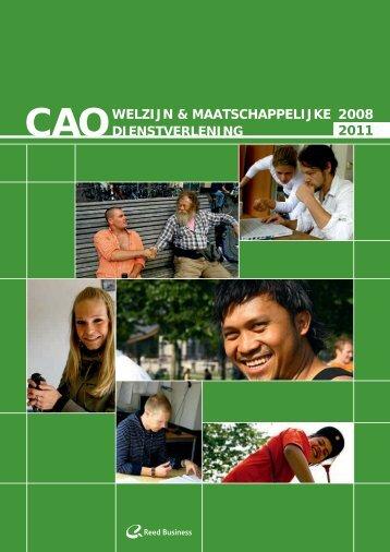CAO WMD 2008-2011 - Mogroep