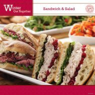 Sandwich & Salad