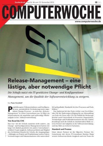 Computerwoche (PDF) - objective partner AG