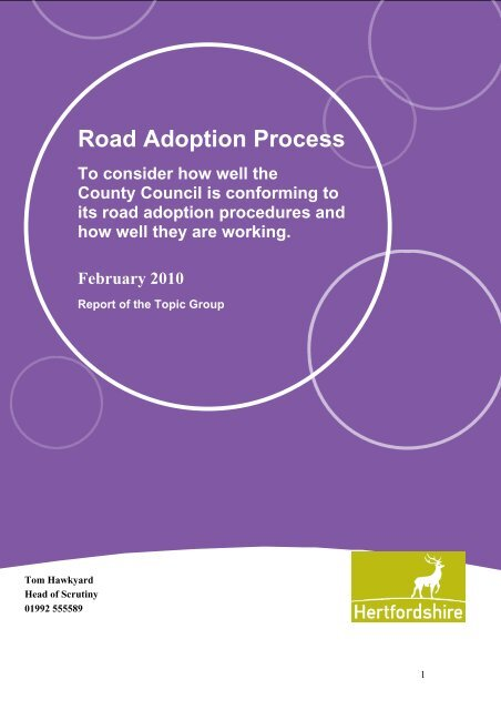 26-Mar-10 - Hertfordshire County Council