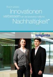 Syngenta Crop Protection AG (pdf, 331KB)