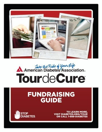 FUNDRAISING GUIDE - American Diabetes Association