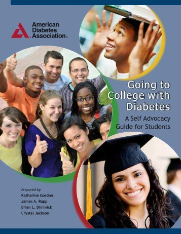 Going to College with Diabetes - American Diabetes Association