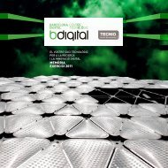 MEMÒRIA EXERCICI 2011 - Barcelona Digital Centro Tecnológico